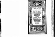 Taverner Bible 1539