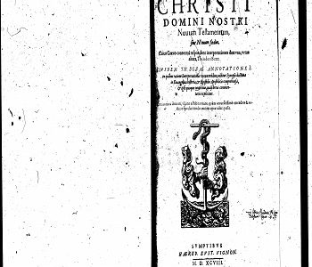 Beza New Testament 1598 PDF