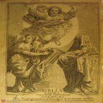 The Catholic Latin Vulgate 1685