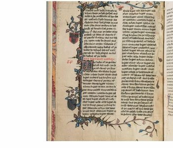 Wycliffe Bible New Testament 1400