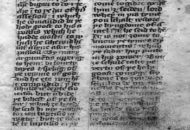 Partial Wycliffe Bible NT 1425